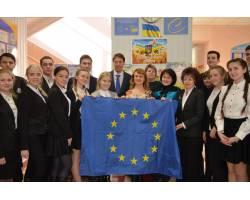 Учні ЗОШ № 2 стали учасниками ділової гри «Як працює Рада Європейського Союзу»