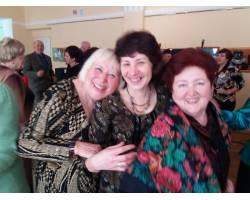 Підопічні  Територіального центру соціального обслуговування (надання соціальних послуг) Чугуївської міської ради були запрошені  6 березня  на святковий бал ветеранів в КЦ «Імідж».