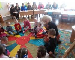 У ДНЗ № 12 пройшла наставницька зустріч з реалізації проектів інклюзивної освіти