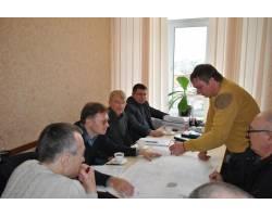 Визит экспертов Немецкого банка (KfW) в г. Чугуев