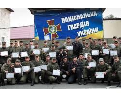 Шановні військовослужбовці Національної гвардії України!