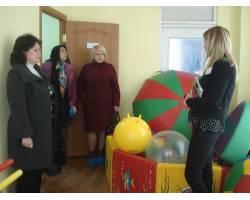 Досвід м. Чугуєва з упровадження інклюзивної освіти високо оцінений колегами з області