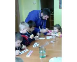 Вербна неділя в Чугуївському міському центрі соціально-психологічної реабілітації дітей