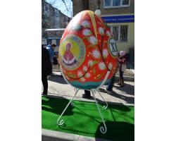 Фестиваль Писанок у місті Чугуєві.