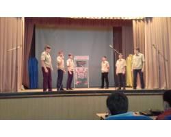 Юні пожежні м. Чугуєва взяли участь у зональному етапі Фестивалю ДЮП