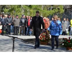 В Чугуєві відзначили День Чорнобильської трагедії