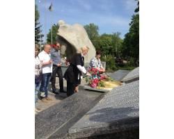 День пам'яті та примирення в Чугуєві.